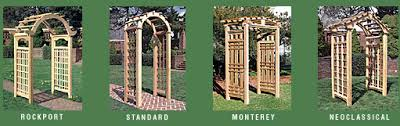 Small Picture Garden Arbors Garden Arches Garden Gates by Trellis Structures