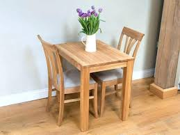 small wooden kitchen table small dining table and chairs decoration two chair dining table two chair