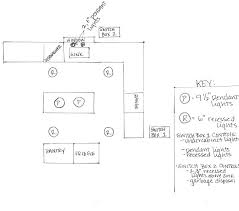 kitchen lighting placement. Placement Of Recessed Lights In Kitchen How To Layout Lighting N