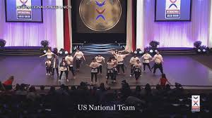 special olympics cheerleading teams pete at the world chionships cbs news