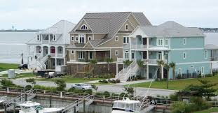 if you live near our beaches rivers and bays most insurance will likely not insure your home commercial or investment property or they will have huge