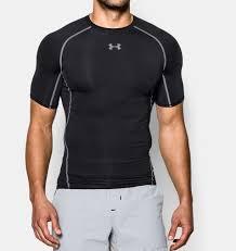 under armour heat gear. men\u0027s ua heatgear® armour short sleeve compression shirt, under heat gear u