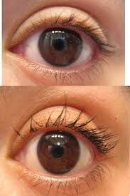 voluminous erfly mascara before after