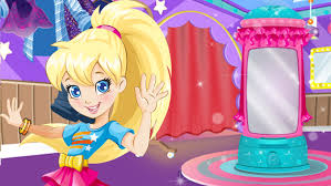 polly pocket games play dress up games doll games for girls