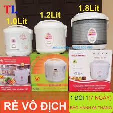 Giá Hủy Diệt ] Nồi cơm điện mini giá rẻ có chống dính ( Dung tích 1L, 1.2L,  1.8L ) (155.000 – 275.000 VND) – THẾ GIỚI MUA SẮM VN