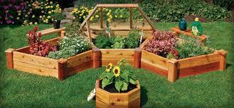 Small Picture Raised Garden Bed Design Ideas Home Design Ideas