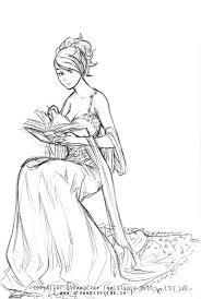 reading a book by meibatsu