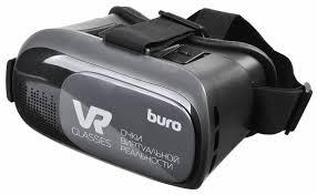 <b>Очки виртуальной реальности Buro</b> VR-368, черный