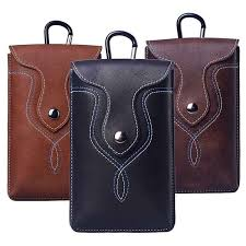 fit to viewer prev next pu leather cell phone pouch