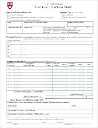 Expense Report Forms Free Large Size Of Inspirational Stock Expense Form Template