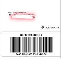 Poshmark Tracking Tracking Number