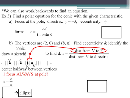 0 we can also work backwards to find an equation