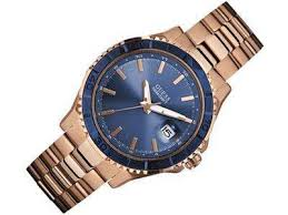 rose gold tagged mens watches the watch cabin guess w0244g3 mens watch thewatchcabin