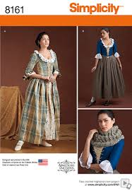 18th Century Dress Pattern
