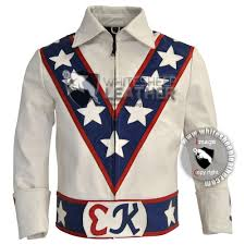 evel knievel costume leather suit evel knievel full motorcycle leather suit free