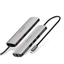 Buy VEnTIOn USB C to HDMI Ethernet Adapter Power ... - Amazon.in