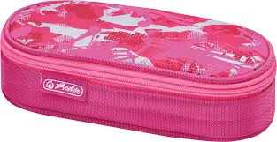<b>Пенал</b>-косметичка <b>Herlitz</b> Be.bag AIRGO Camouflage <b>Girl</b>