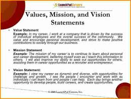 my vision statement sample example of personal vision statement a student examples career