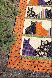 Tamarack Shack: Cat City Quilt & Cat City Quilt Adamdwight.com