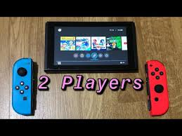 2 players co op games nintendo switch