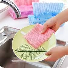 kitchen rags break point kitchen environmental protection non woven disposable rag kitchen rags kitchen area rugs ikea