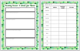 Teacher Planner Sheets Magdalene Project Org