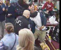 Story Makes Up By Black video Beaten Cops Gets Cashier A And Man atRd5qw