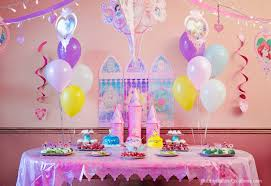 girls party idea disney party theme supplies decorations diy pink