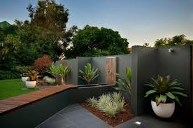 stupendous modern exterior lighting. Landscaping Ideas Terrific Landscape Beautiful Decoration In Brisbane Modern Incredible Front Yard Stunning Stone Accent Stupendous Exterior Lighting