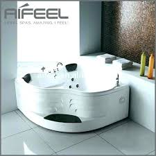 two person jetted tubs 2 person freestanding massage bathtub corner view 2 person jetted bathtubs two person jacuzzi whirlpool tubs