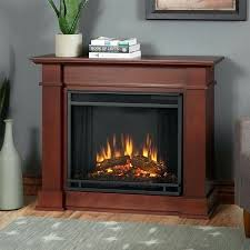 real flame indoor electric fireplace in dark espresso reviews