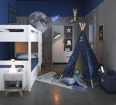 Hochbetten starten bereits ab einer höhe von 113 cm. Schublade Fur Etagenbett Auf Rollen Weiss 90x190 Galaxy Maisons Du Monde