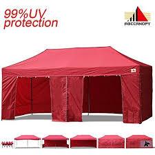 abccanopy 10x20 ez pop up canopy tent