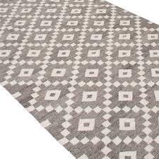adorn flat weave wool rug by veeraa