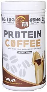ripped up nutrition protein coffee review