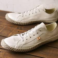スピングルムーブスピングルムーヴ spingle move spm 110 spm110 kangaroo leather ivory shoes