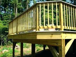 simple deck railing designs porch railing simple deck railing design image of cedar deck railing plans