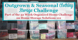 clothing storage solutions. Here\u0027s How To Deal With The Most Common Clothing Storage Issues, Including Both Kids Outgrown Solutions O