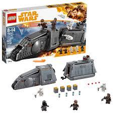 <b>LEGO Star Wars</b> TM Imperial Conveyex Transport <b>75217</b> - Walmart ...