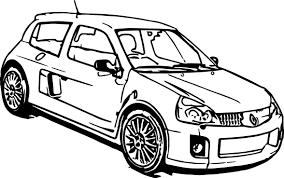 Free cartoon cars drawings bmw