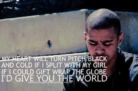 J Cole Quotes Classy J Cole Quotes Cole World Gif WiffleGif