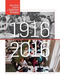 The Interior Design Institute Accreditation Best 48 Years Of New York School Of Interior Design 4848 By New