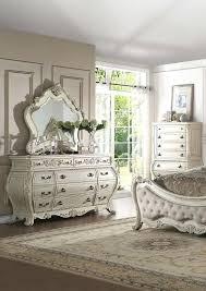 Antique White Dresser Bedroom Furniture Acme Bedroom Set Collection ...