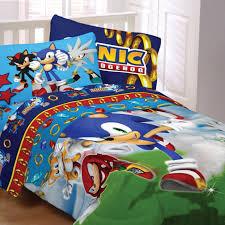 sonic bedding sega sonic sd