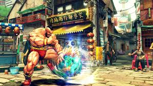 first look street fighter iv geek com