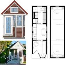 floor plans for tiny houses. Tiny House Design Ideas 23 Nice Looking 8x24 Plans Portable On Trailer. Total Of 336 Floor For Houses L