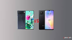 LG K92 5G VS Huawei Nova 8 SE ...