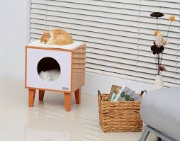 Accessories: Modern Cat Treehouse Cat Toy Many Layers - Cat Toys