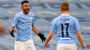 Ligue des champions : Mahrez et Manchester City mettent fin au rêve du PSG
