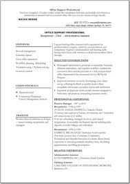 Resume Template Word Doc 12 Free Minimalist Professional Microsoft ...